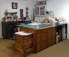 L'atelier Galerie « La couleur des mots » est ouvert pour l'été